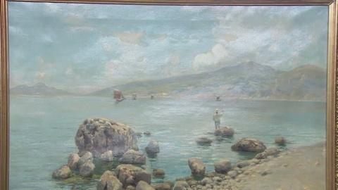Antiques Roadshow -- S19 Ep9: Appraisal: Holger Jerichau Painting, ca. 1895