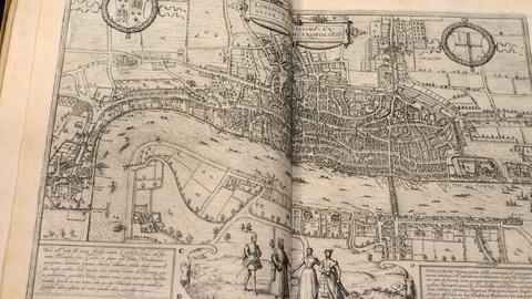 Antiques Roadshow -- S20 Ep10: Appraisal: 1588 Braun & Hogenberg Atlas
