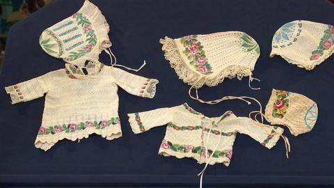 Antiques Roadshow -- S20: Web Appraisal: Handmade German Baby Clothes, ca. 1920