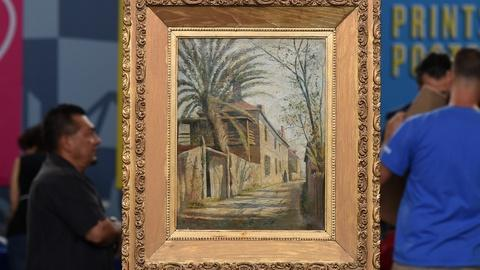 Antiques Roadshow -- S20 Ep11: Appraisal: 1895 William Staples Drown Oil Painting