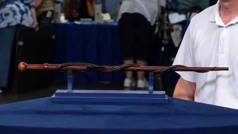 Antiques Roadshow -- S20 Ep11: Appraisal: Presentation Civil War Cane