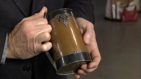 Antiques Roadshow -- S20 Ep11: Appraisal: Karl Kipp Copper & Silver Tankard, ca.