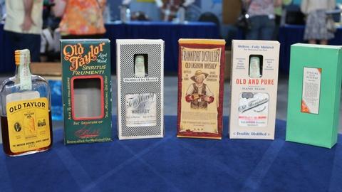 Antiques Roadshow -- S20 Ep13: Appraisal: Prohibition Liquor Bottles, ca. 1925