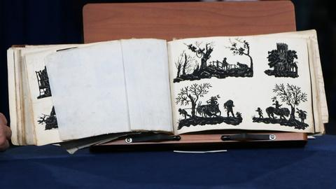 Antiques Roadshow -- S20 Ep13: Appraisal: English Cutwork Memory Book, ca. 1845