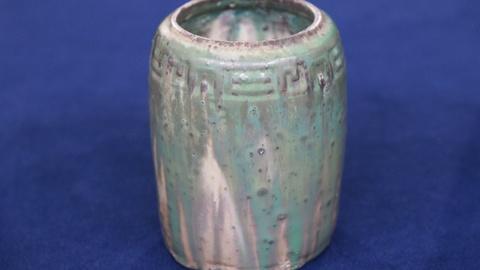 Antiques Roadshow -- S20 Ep13: Appraisal: Adelaide Robineau Porcelain Vase, ca. 1