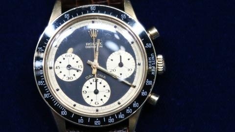 Antiques Roadshow -- S20 Ep13: Appraisal: Daytona Model Rolex Watch with Box & Pa