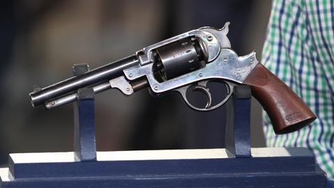 Antiques Roadshow -- S20 Ep14: Appraisal: Starr Arms Company Revolvers, ca. 1860