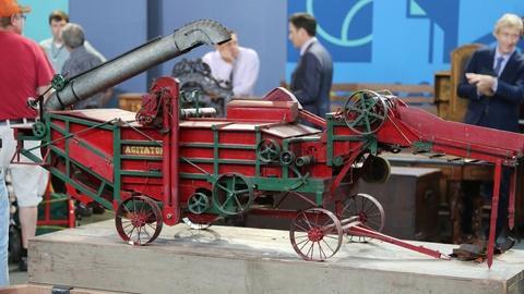 Antiques Roadshow -- S20 Ep14: Appraisal: Case Thresher Salesman's Sample, ca. 18