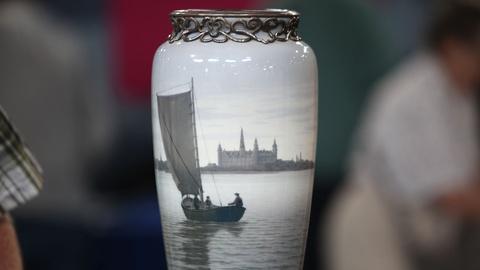 Antiques Roadshow -- S20 Ep14: Appraisal: Royal Copenhagen Vase, ca. 1920