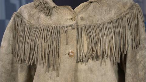Antiques Roadshow -- S20 Ep14: Appraisal: Deer & Elk Hide Pioneer Suit, ca. 1882