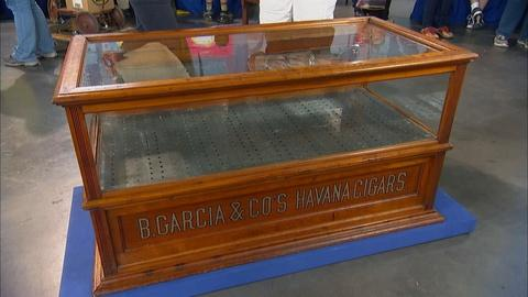 Antiques Roadshow -- S20 Ep15: Appraisal: Garcia & Co. Humidor, ca. 1865