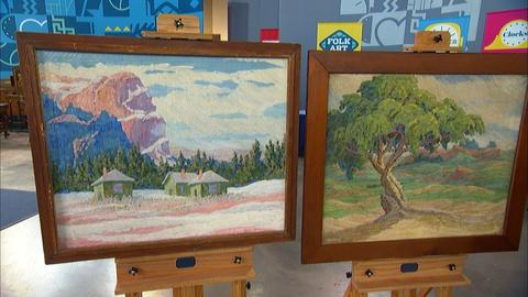 Antiques Roadshow -- S20 Ep15: Appraisal: Thomas Berger Johnson Oil Paintings, ca
