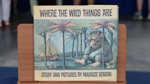 """Antiques Roadshow -- S20 Ep16: Appraisal: 1963 1st Edition """"Where the Wild Things"""