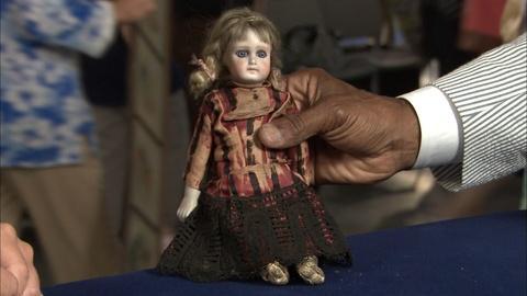Antiques Roadshow -- S20 Ep16: Appraisal: Doll Portrait Jumeau #2