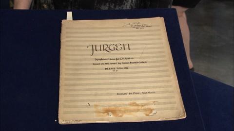 Antiques Roadshow -- S20 Ep16: Appraisal: Deems Taylor Musical Manuscript, ca. 19