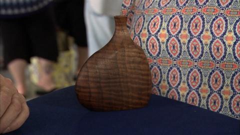 Antiques Roadshow -- S20 Ep16: Appraisal: Doug Ayers Turned Wood Vase, ca. 1980