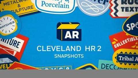 Antiques Roadshow -- Snapshots: Cleveland HR 2