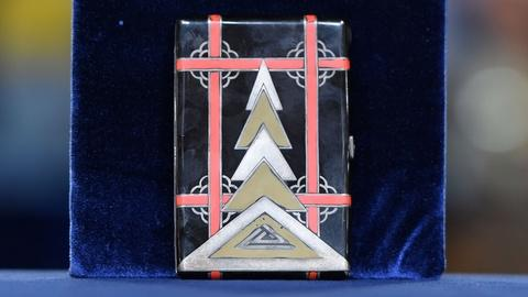 Antiques Roadshow -- Appraisal: Paul Brandt Art Deco Cigarette Case, ca. 1930