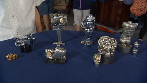 Antiques Roadshow -- Appraisal: Miguel Berrocal Puzzle Sculptures, ca. 1965