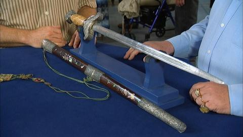 Antiques Roadshow -- Appraisal: Vietnamese Sword, ca. 1870