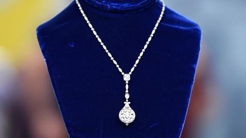 Antiques Roadshow -- S20 Ep18: Appraisal: Tiffany & Co. Pendant Watch Necklace, c