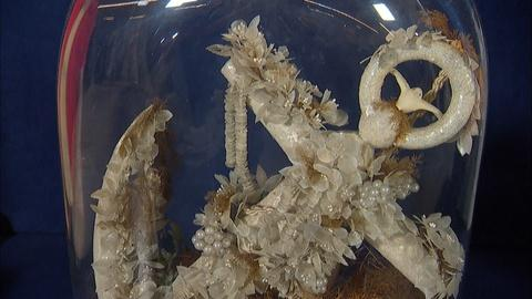 Antiques Roadshow -- S20 Ep18: Appraisal: Late 19th-C. Fish Scale-decorated Ancho
