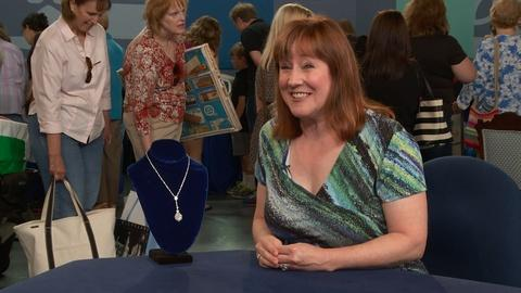 Antiques Roadshow -- S20 Ep18: Owner Interview: Tiffany & Co. Pendant Watch Neckl
