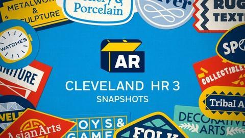 Antiques Roadshow -- S20 Ep18: Snapshots: Cleveland Hr 3
