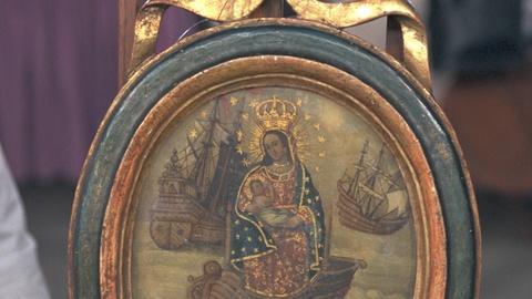 Antiques Roadshow -- Appraisal: Peruvian Retablo & Original Frame, ca. 1750