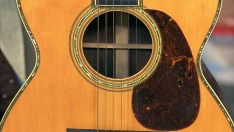 Antiques Roadshow -- S20 Ep19: Appraisal: 1938 C.F. Martin 000-42 Guitar