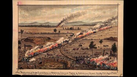 Antiques Roadshow -- S20 Ep19: Appraisal: Robert Sneden Civil War Watercolor