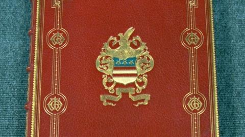 Antiques Roadshow -- S20 Ep19: Appraisal: Revolutionary War Manuscript Album