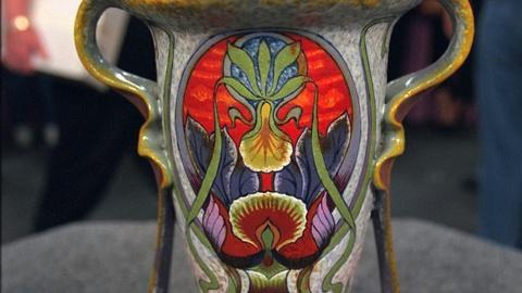 Antiques Roadshow -- S20 Ep20: Appraisal: Royal Bonn Vase, ca. 1905