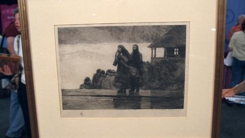 Antiques Roadshow -- S20 Ep20: Appraisal: 1888 Winslow Homer Etching
