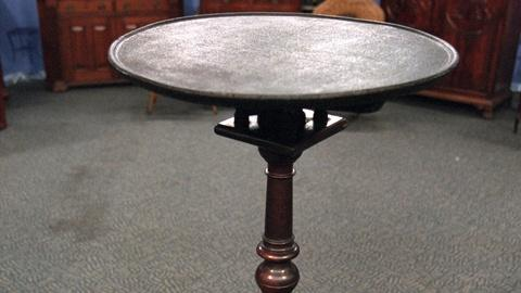 Antiques Roadshow -- S20 Ep20: Appraisal: Philadelphia Candlestand, ca. 1765
