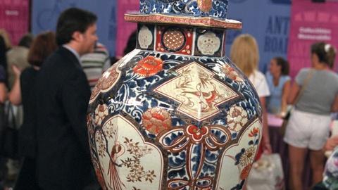 Antiques Roadshow -- Appraisal: Imari Covered Hexagonal Jar, ca. 1700