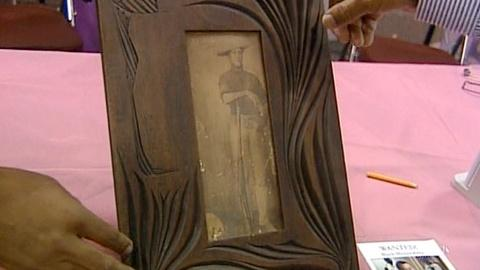 Antiques Roadshow -- Appraisal: Photo of African American Soldier