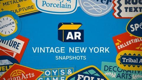 Antiques Roadshow -- Vintage New York Snapshots