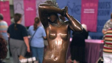 Antiques Roadshow -- Appraisal: Alexandre Falguiere Bronze, ca. 1880