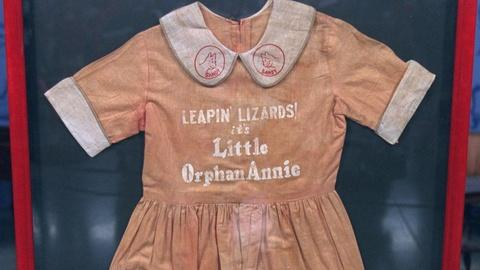 Antiques Roadshow -- Appraisal: Little Orphan Annie Dress, ca. 1930