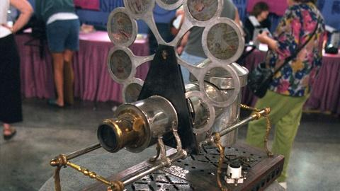 Antiques Roadshow -- Appraisal: Victorian Magic Lantern & Slides