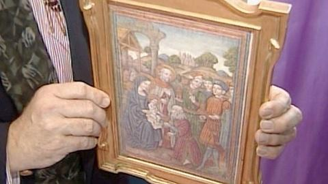 Antiques Roadshow -- Appraisal: Spanish Forger Painting