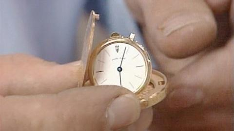 Antiques Roadshow -- Appraisal: Favre-Leuba Gold Coin Watch, ca. 1930