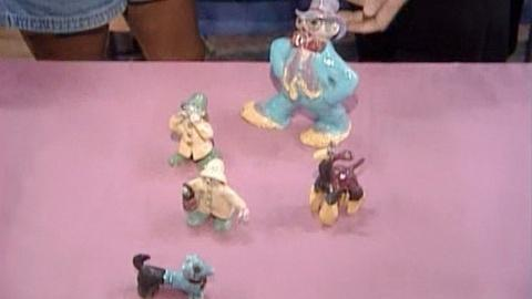 Antiques Roadshow -- Appraisal: Mary Overbeck Figurines, ca. 1940