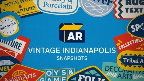 Antiques Roadshow -- Vintage Indianapolis Snapshots