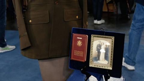 Antiques Roadshow -- S18 Ep14: Appraisal: WWII Code Breaker's Group