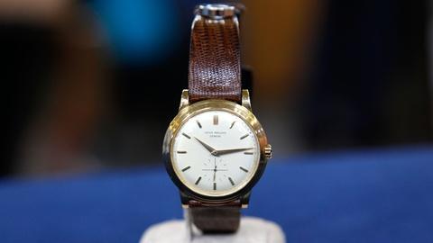 Antiques Roadshow -- S16 Ep17: Appraisal: Patek Philippe Wristwatch