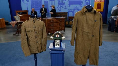 Antiques Roadshow -- S18 Ep3: Appraisal: WWI Military Uniforms
