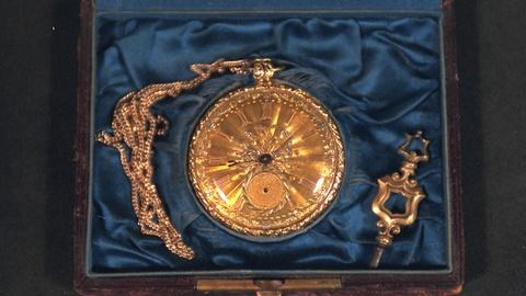 Antiques Roadshow -- S20 Ep22: Appraisal: Lepine Gold Watch, ca. 1810