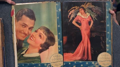 Antiques Roadshow -- S20 Ep22: Appraisal: Movie Lobby Cards, ca. 1934